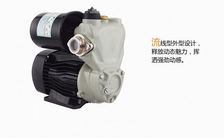自来水增压泵安装图_接线图分享